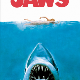 Jaws DVD