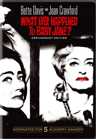 Whatever Happened to Baby Jane DVD cover