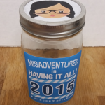 We Made DIY Rememberlution Jars, And Had A Surprisingly Great Time!