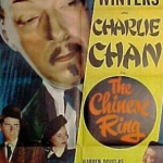 500 Movie Challenge: Charlie Chan and the Chinese Ring