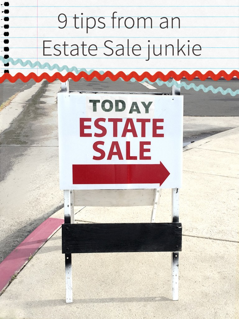 estate sale 1