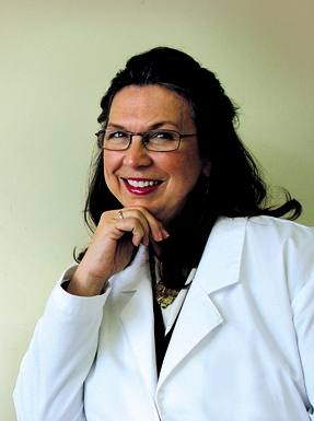 Dr. Dian Olah (she's as friendly as she looks!)