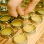 Make Homemade Lip Balm & Gingersnaps