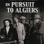 500 Movie Challenge: Sherlock Holmes in Pursuit to Algiers